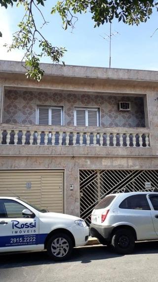 Sobrado Com 3 Dormitórios Para Alugar, 108 M² Por R$ 2.300,00/mês - Mooca - São Paulo/sp - So0438