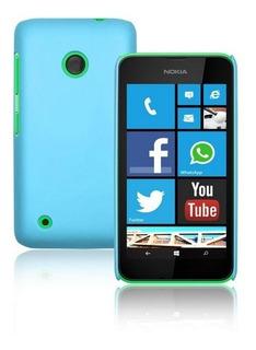 Capa Traseira Nokia Lumia 530 Silicone Dura Frete Grátis