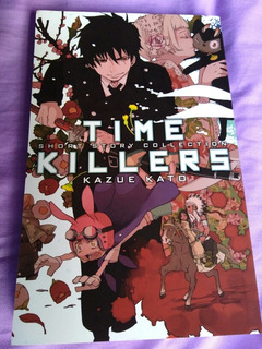 Anime Manga - Time Killers Kazue Kato