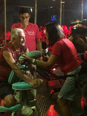 Quick Massagem Para Empresas Eventos Feiras Sipat São Paulo