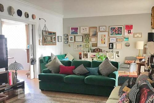 Apartamento À Venda - Higienópolis, 3 Quartos,  260 - S893057352