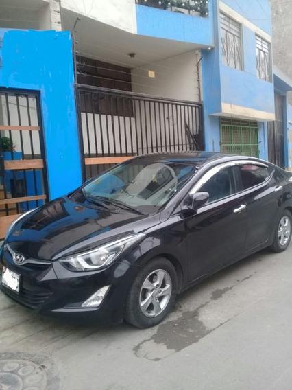 Alquilo Auto Hyundai Elantra Glp, Para Servicio De Aplicativ