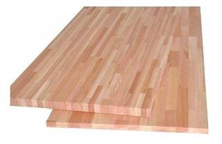 Placa Alistonada Eucaliptus Sin Nudo 1,20x3.00mx 30mm Vagol