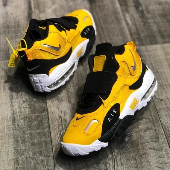 Botín Bota Nike Jordan Para Hombre Nuevas Deportivos En Caja