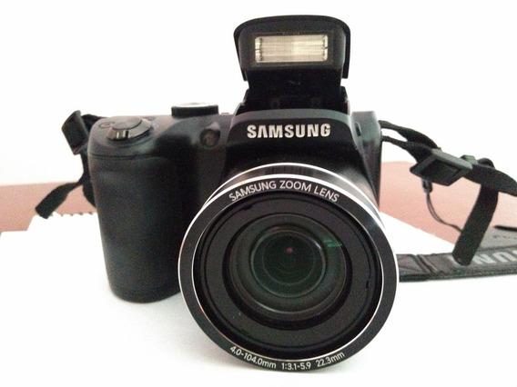 Câmera Fotográfica Samsung Wb100 Semiprofissional