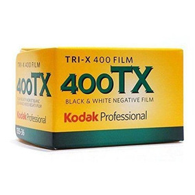 Filme Kodak 400tx Profissional Tri-x 135-36 Vencido