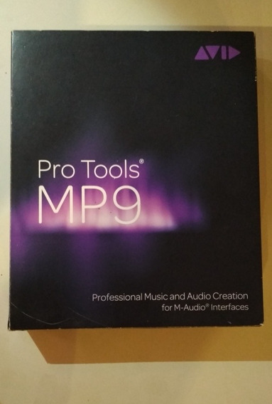 Pro Tools Mpowered 9