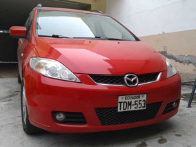 Mazda 5, Full, A/t Año 2007 Con 129.000 Km. * $14.800