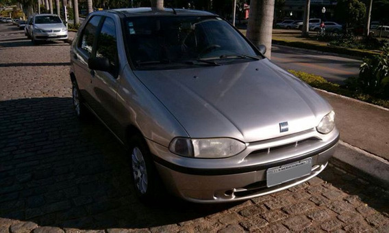 Fiat Palio City 1.6 - 4 Portas Gnv Gas Natural 99000 Km