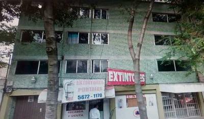 Edificio En Venta En Presidentes, Portales, Benito Juarez