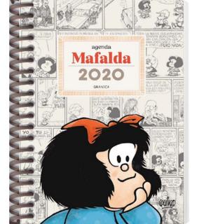 Agenda Mafalda 2020 1 Página Por Día