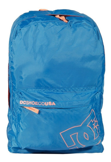 Mochila Backpack Original Azul Shake Up Hombre Bqr0 Dc Shoes