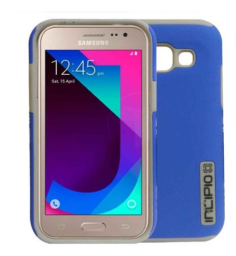 Forro Case Protector Teléfono Samsung J2 Incipio Azul