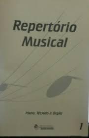 Repertório Musical - Piano, Teclado E Ór Magdalena Rauch So