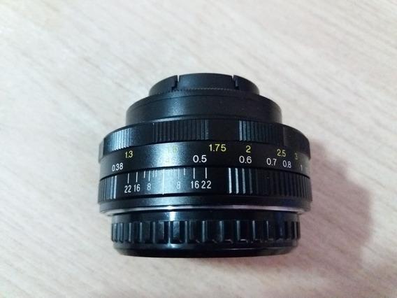 Voigtlander 40mm F2.0 Para Canon Ef (full Frame Ou Crop)