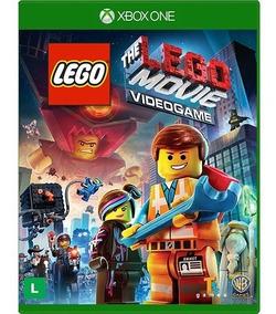 Jogo Lego Movie Xbox One Português Original Lacrado