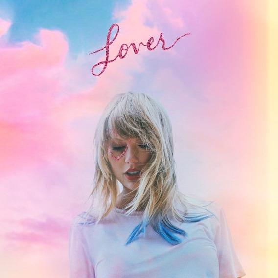 Cd Taylor Swift Lover Novedad 2019 Open Music U-