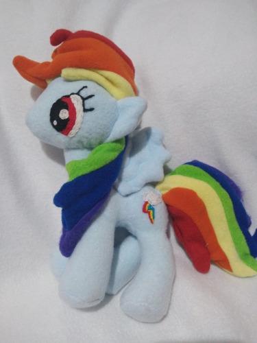 Peluche Polar Rainbow Dash Muy Litle Pony