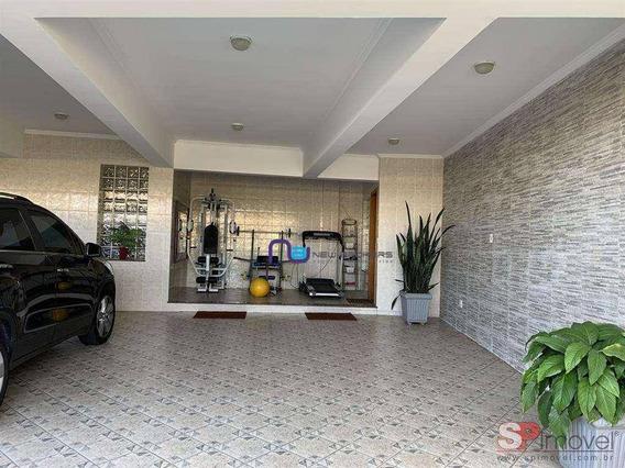 Sobrado Com 5 Dormitórios À Venda, 700 M² Por R$ 3.200.000 - Jardim São Bento - São Paulo/sp - So1094