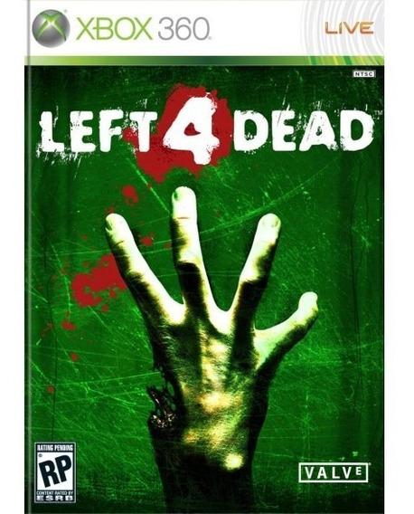 Jogo Left 4 Dead - Xbox 360 - Compre Aqui!
