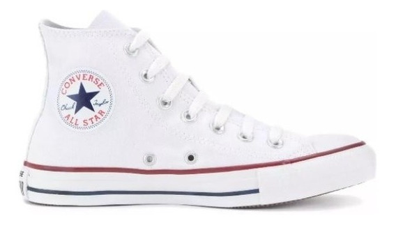 Tenis Converse All Star Ct00040001 Cano Alto Unissex