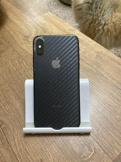 iPhone X - 256 Gb (acessórios + Capa)