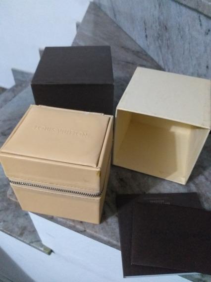 Louis Vuitton Caixa Relogio Luxo Promoção R$ 149