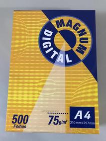 Sulfite A4 500fls 75g/m Magnun Digital