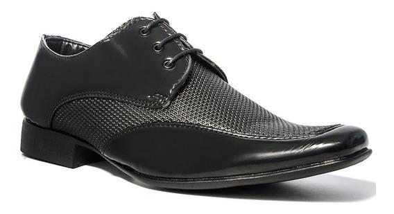 Sapato Social Masculino Com Cadarço Salazari