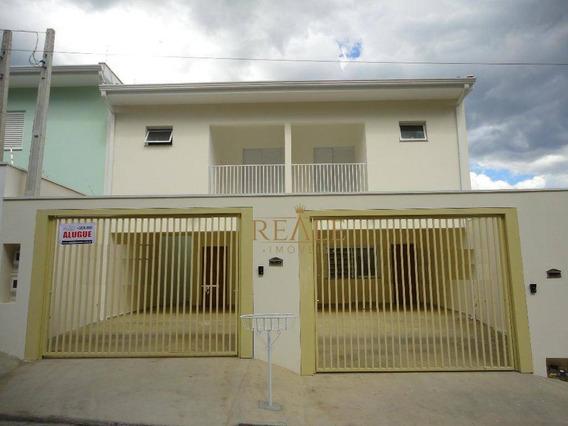 Casa Com 3 Dormitórios Para Alugar, 160 M² Por R$ 2.400,00/mês - Jardim Elisa - Vinhedo/sp - Ca0799