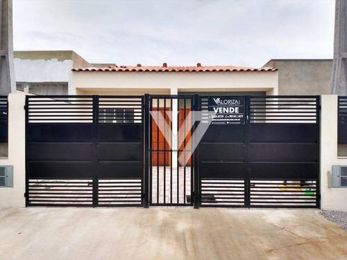 Casa Com 2 Dormitórios À Venda,  Jardim Santa Marta - Sorocaba/sp - Ca1593