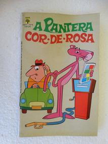 A Pantera Cor De Rosa Nº 5! Editora Abril Dez 1974!