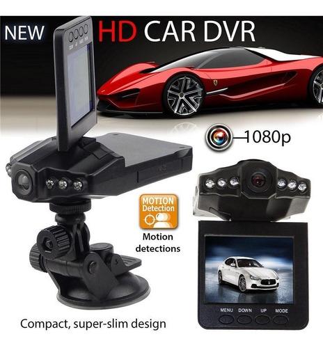 Video Grabadora Camara Auto Dvr Fullhd 1080p 12v Y 24v