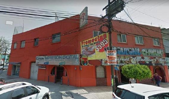 Terreno En Venta En Colonia Obrera. Cuauhtemoc, Ciudad De México