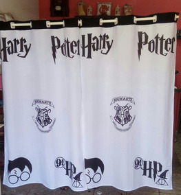 Cortina Harry Potter ( Branca)