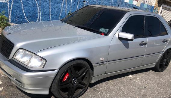 Mercedes-benz Classe C 2.8 Elegance Plus 4p 1998