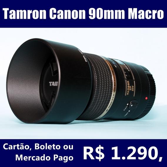 Tamron 90mm Macro = Canon 100mm Macro