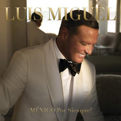 Cd Luis Miguel Mexico Por Siempre