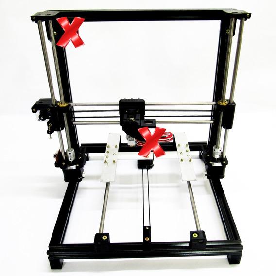 Frame Impressora 3d Sx5 Mecanica Completa Leia Descrição