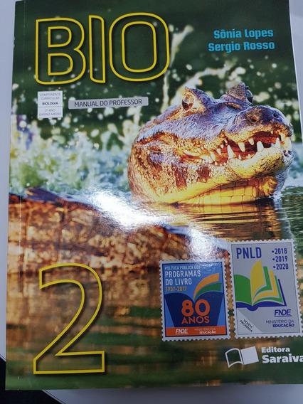 Bio2 - Biologia - Volume 2 - Manual Do Professor