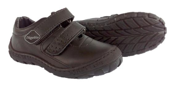 Zapato Colegial Escolar Gigetto