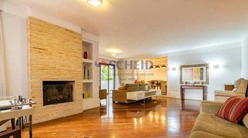 Imagem 1 de 10 de Apartamento De 250m A Venda No Itaim Bibi  - Mr75836