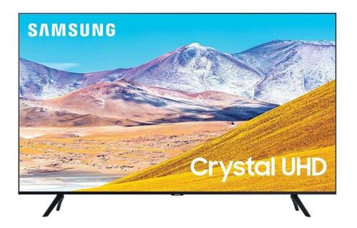 Imagen 1 de 1 de Smart Tv Samsung De 55  4k Un55tu8000 Con Control Remoto Voz