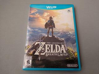 The Legend Of Zelda Breath Of The Wild Para Nintendo Wii U