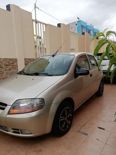 Chevrolet Aveo Activo Hatchback 1.6 Full En Buen Estado