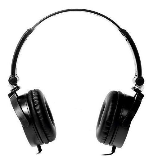Fone De Ouvido Aiwa Awx107b Microfone Conector Mini Jack 3.5