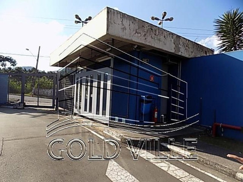 Ga4347 - Alugar Galpão Em Jandira Com 8.000 Metros De Terreno, 8.393 Metros De Galão, 7.000 Metros De Área Fabril, 1.393 Metros De Escr. - Ga4347 - 33876004