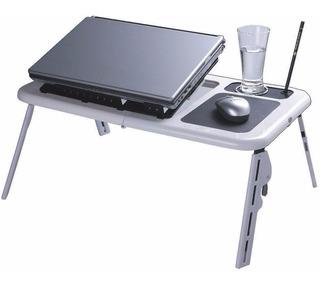 Mesa Portatil Notebook Netbook Cooler Mouse Pad Ev9172