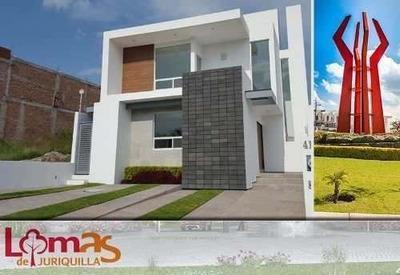 Se Vende Hermosa Residencia En Lomas De Juriquilla, 4 Recáma
