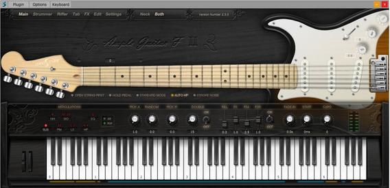 Ample Guitar F 2 (guitarra, Vst, Vsti)